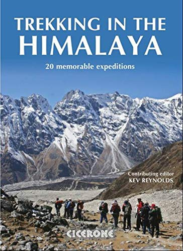 Trekking in the Himalaya (Paperback): Kev Reynolds