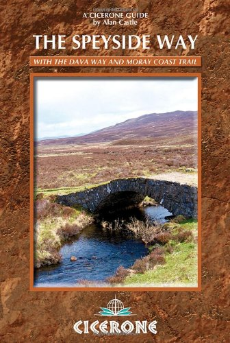 9781852846060: The Speyside Way (British Long Distance Trails)