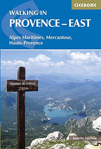 9781852846176: Walking Provence : East
