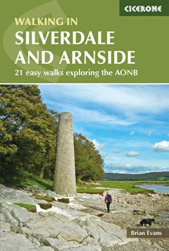 9781852846282: Walks in Silverdale and Arnside: An Area of Outstanding Natural Beauty (Cicerone guides)