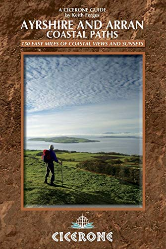 9781852846329: Ayrshire and Arran Coastal Paths (British Long Distance Trails)