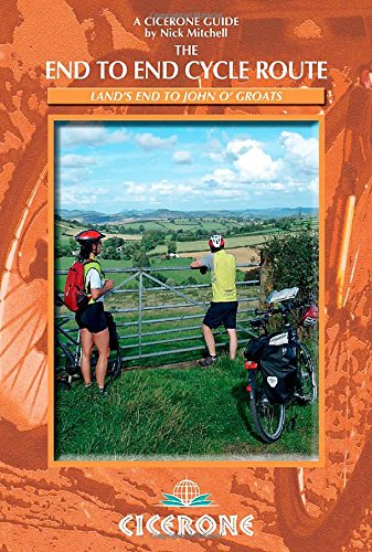 9781852846701: End to End Cycle Route: Land's End to John O' Groats (Cycling) (Cicerone Guides)