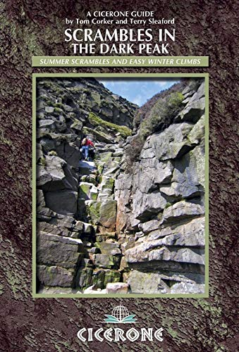 9781852846749: Scrambles in the Dark Peak: Easy Summer Scrambles and Winter Climbs (British Mountains)