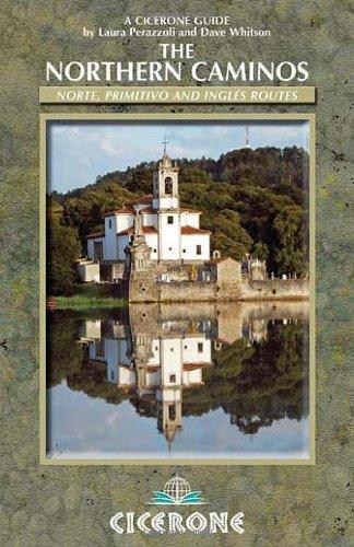 9781852846817: The Northern Caminos: Norte, Primitivo and Inglés (Cicerone Guides)