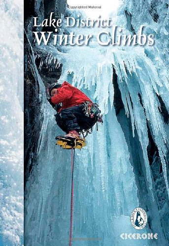 9781852847166: Lake District Winter Climbs: Snow, Ice and Mixed Climbs in the English Lake District (Winter Amp Ski Mountaineering)