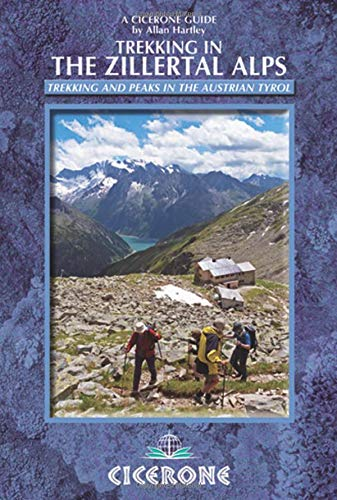 9781852847173: Trekking in the Zillertal Alps (Cicerone Guides)