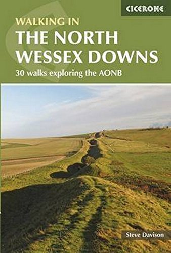 9781852847289: Walking in the North Wessex Downs: 30 walks take in parts of four counties - Berkshire, Hampshire, Wiltshire and Oxfordshire (Cicerone) (Cicerone Walking Guides)