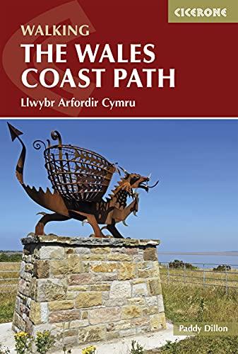 9781852847425: The Wales Coast Path: Llwybr Arfordir Cymru (British Long Distance Trails)