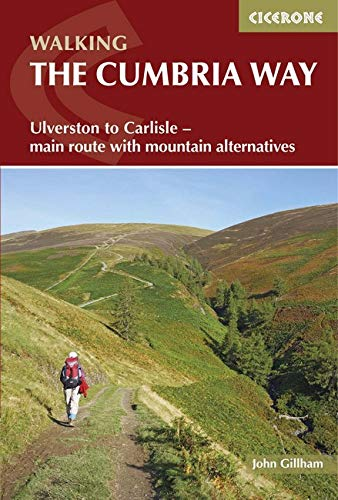 The Cumbria Way: Gillham, John