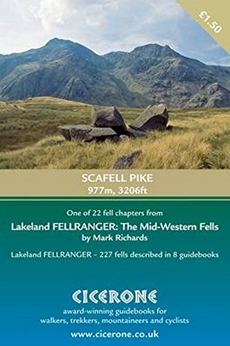 Scafell Pike (Paperback): Mark Richards