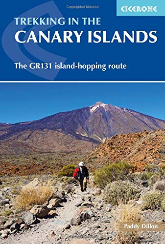 9781852847654: Trekking in the Canary Islands: The GR131 Island Hopping Route