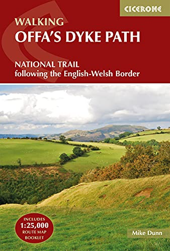 9781852847760: Walking Offa's Dyke Path: Following the English-Welsh Border