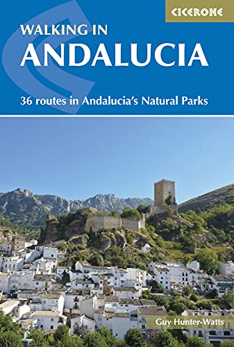 9781852848026: Walking in Andalucia: 36 Routes In Andalucia's Natural Parks