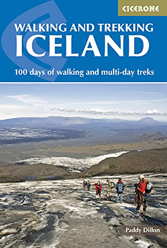9781852848057: Walking and Trekking in Iceland