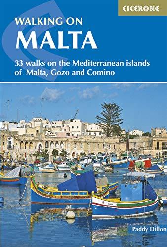 9781852848224: Walking on Malta
