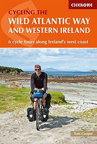 9781852849092: Cycling the Wild Atlantic Way and Western Irelans