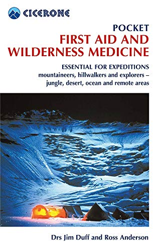 9781852849139: Pocket First Aid and Wilderness Medicine (Techniques)
