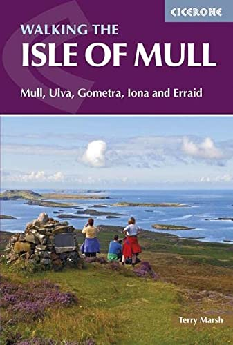 The Isle of Mull: Mull, Ulva, Gometra,: Terry Marsh