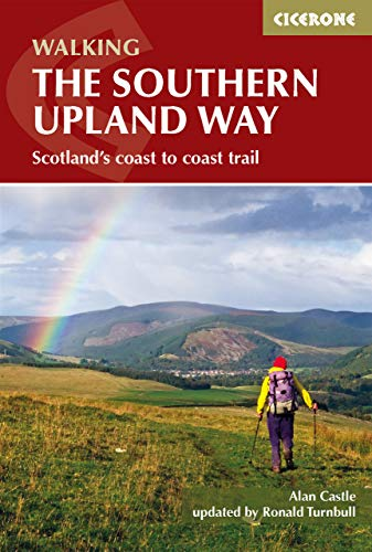 9781852849931: The Southern Upland Way: Scotland's Coast to Coast trail (British Long Distance)