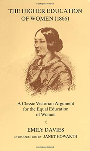 9781852850098: The Higher Education of Women, 1866