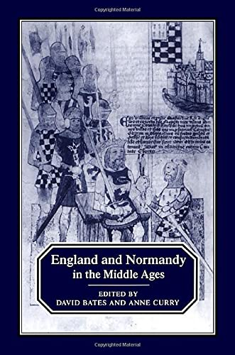 9781852850838: England and Normandy in the Middle Ages
