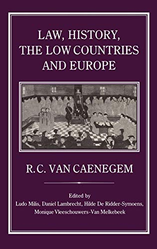 9781852850883: Law, History, the Low Countries and Europe