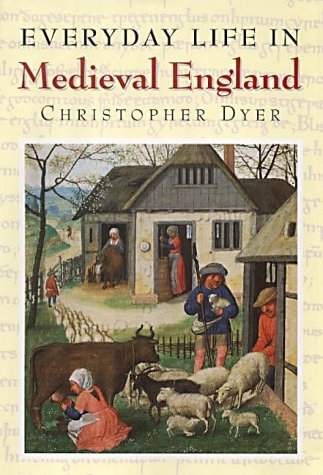 9781852851125: Everyday Life in Medieval England