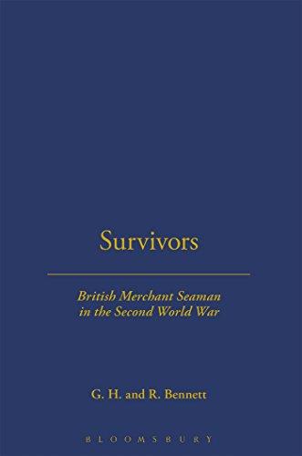 9781852851828: Survivors: British Merchant Seamen in the Second World War