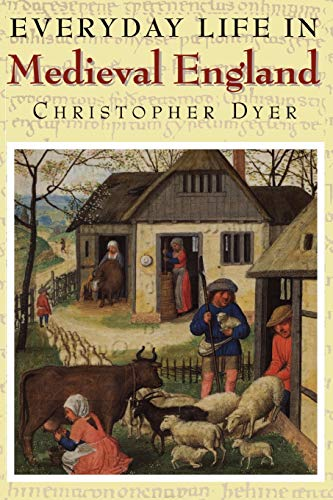 9781852852016: Everyday Life in Medieval England