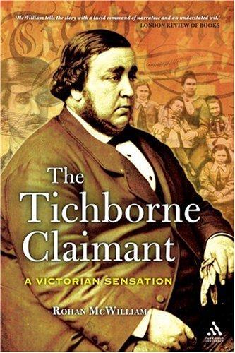 9781852855390: Tichborne Claimant