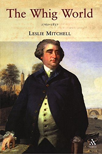 9781852855802: The Whig World 1760-1837