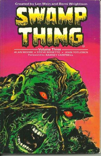 9781852860073: Swamp Thing: Bk. 3
