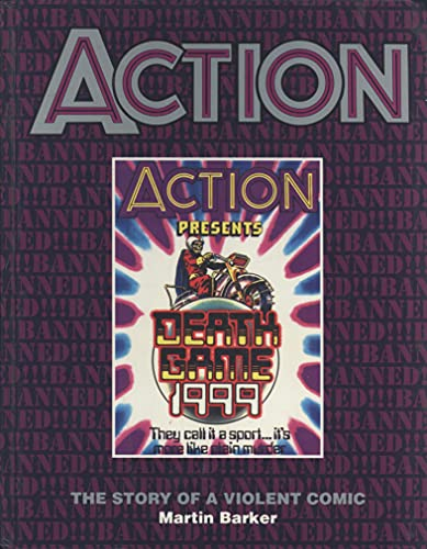 Action - The Story of a Violent: Barker, Martin