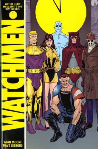 Watchmen: Moore, Alan; Gibbons,