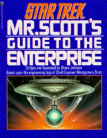 9781852860288: Star Trek: Mr Scott's Guide to the Enterprise (Star Trek)