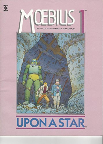 9781852860448: Moebius 1 Upon A Star Titan Books Edition)