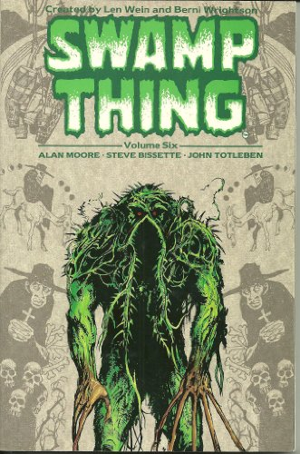 Alan Moore Swamp Thing Volume Abebooks