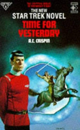 9781852860639: TIME FOR YESTERDAY (STAR TREK)