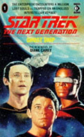 9781852860677: Ghost Ship (Star Trek: The Next Generation)