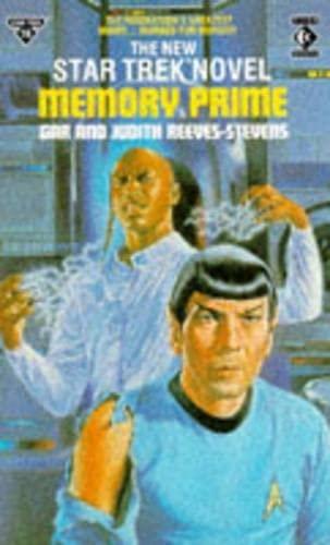 9781852860721: Memory Prime (Star Trek)