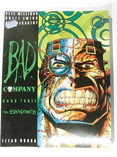9781852860783: Bad Company: Bk. 3 (Best of 2000 A.D.)