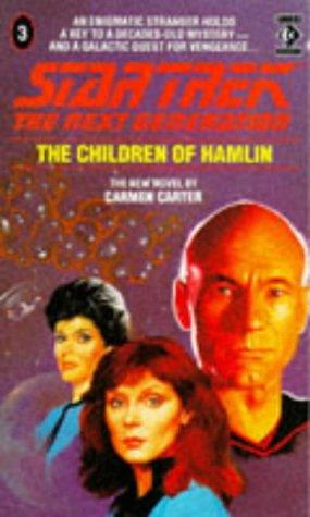STAR TREK THE NEXT GENERATION The Children: CARTER, Carmen