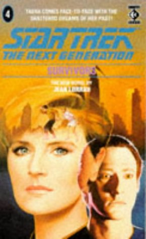 9781852860950: Survivors (Star Trek: The Next Generation)