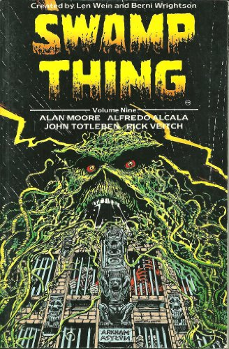 9781852861001: Swamp Thing: Bk. 9