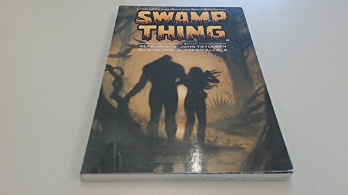 Swamp Thing: Bk. 11 (1852861029) by Alan Moore