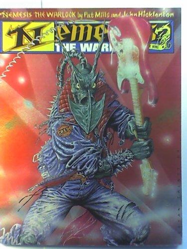 9781852861360: Nemesis the Warlock: Bk. 9 (Best of 2000 A.D.)