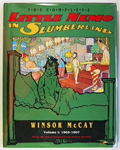 9781852861506: The Complete Little Nemo in Slumberland: 1905-07 v. 1