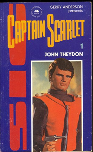 Captain Scarlet and the Mysterons: Theydon, John