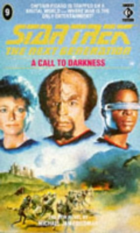 9781852862145: Star Trek: The Next Generation: A Call to Darkness