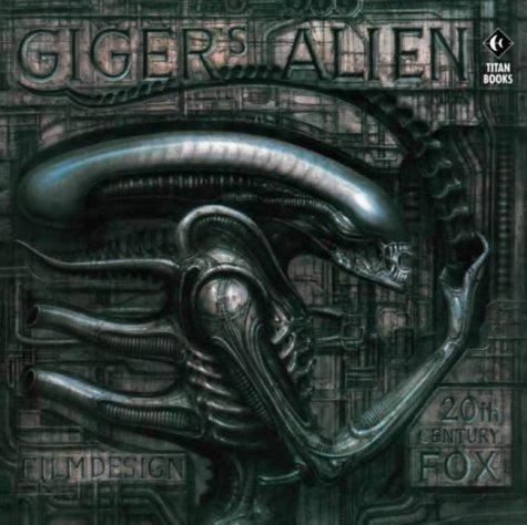 9781852862190: Giger's Alien (Cinéma)